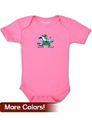 University of Notre Dame Fighting Irish Infant Bodysuit