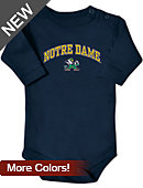 University of Notre Dame Fighting Irish Long Sleeve Bodysuit