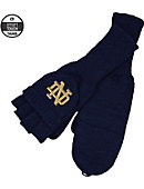 University of Notre Dame Women's Mittens