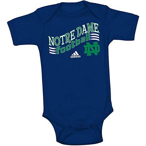 Product: Notre Dame Football Infant Onesie