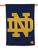 University of Notre Dame 27 in. x 37 in. Banner