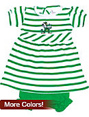 University of Notre Dame Fighting Irish Infant Dress with Bloomers
