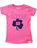 University of Notre Dame Toddler Girls' T-Shirt