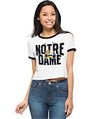 University of Notre Dame Fighting Irish Women's Flashback T-Shirt