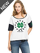 University of Notre Dame Fighting Irish Women's Liberty T-Shirt