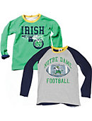 University of Notre Dame Youth Boy's Long Sleeve T-Shirt