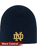 University of Notre Dame Everest Beanie