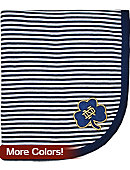 University of Notre Dame Infant Blanket