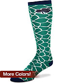 University of Notre Dame Fighting Irish Women's Giraffe Knee High Socks