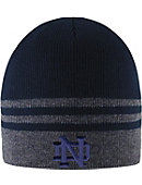 University of Notre Dame Striped Beanie