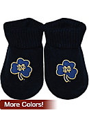 University of Notre Dame Baby Booties