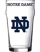 University of Notre Dame 20 oz. Nonic Lager Glass