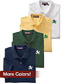 University of Notre Dame Fighting Irish Polo