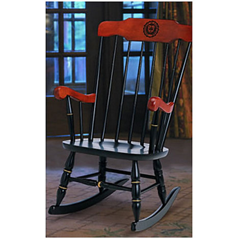 G201102 Notre Dame Rocking Chair - G201102 Notre Dame Rocking Chair University Of Notre Dame
