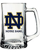 University of Notre Dame Fight Song Tankard Glass