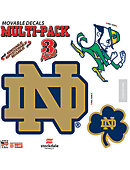 University of Notre Dame Fighting Irish 12'' x 12'' Moveable Decal