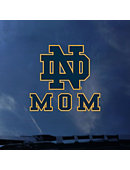 University of Notre Dame Mom Decal