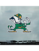 University of Notre Dame Fighting Irish Cling Decal