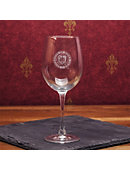 University of Notre Dame 16 oz. Wine Glass