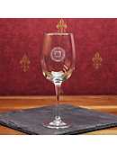 University of Notre Dame 19 oz. Wine Glass