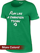 University of Notre Dame Play Like A Champion Today Women's T-Shirt