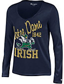 University of Notre Dame Fighting Irish Women's Long Sleeve T-Shirt