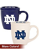 University of Notre Dame Cappuccino Mug