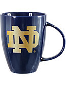 University of Notre Dame 18 oz. Bistro Mug