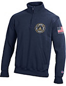 University of Notre Dame Fire Department 1/4 Zip Fleece