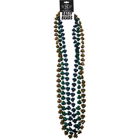 Product: University of Notre Dame Shamrock Rally Bead