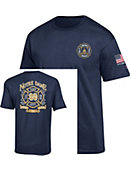 University of Notre Dame Fire Department Short Sleeve T-Shirt