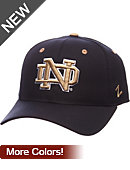 University of Notre Dame Wool Fitted Cap