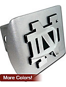 University of Notre Dame Hitch Cover