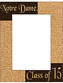 University of Notre Dame 4 in. x 6 in. Class of 2015 Frame
