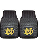 ND Front Seat Car Mats