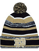 University of Notre Dame Knit Pom Hat