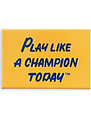 University of Notre Dame 'Play Like A Champion' Magnet