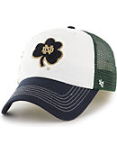University of Notre Dame Fitted Cap