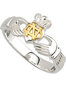 F1557R ND Claddagh Ring