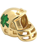 F1557D Football Helmet Charm