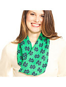 University of Notre Dame Women's Infinity Scarf