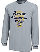 University of Notre Dame Youth Play Like A Champion Today Long Sleeve T-Shirt
