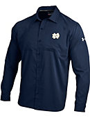 University of Notre Dame Long Sleeve Perfromance Shirt