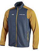University of Notre Dame Ace Woven Full-Zip Warm Up Jacket 4XL