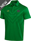 Under Armour University of Notre Dame Fighting Irish Scout Polo
