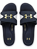 Under Armour University of Notre Dame Team Youth Slides