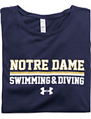 F1534A3 Under Armour® Women's Swimming & Diving Sport Short Sleeve Tee