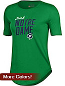 Under Armour University of Notre Dame Fighting Irish Women's Short Sleeve T-Shirt