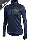 Under Armour University of Notre Dame Women's Bowl Bound 1/4 Zip Sweater