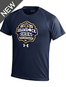 University of Notre Dame Shamrock Series Youth Tech Short Sleeve T-Shirt